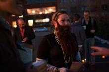 the Bee-Bearded Lady, Stacey Richey