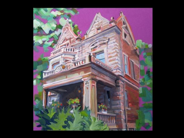 Rustman's Mansion by Jenn Wilson